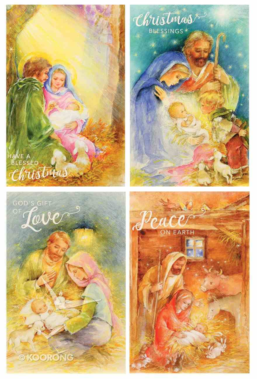Christmas Card (Value Pack B) Cards