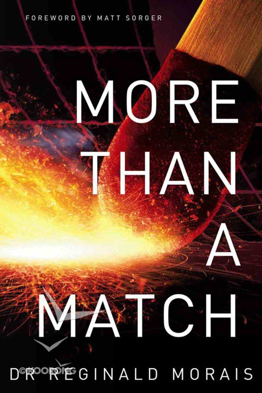 More Than a Match Paperback