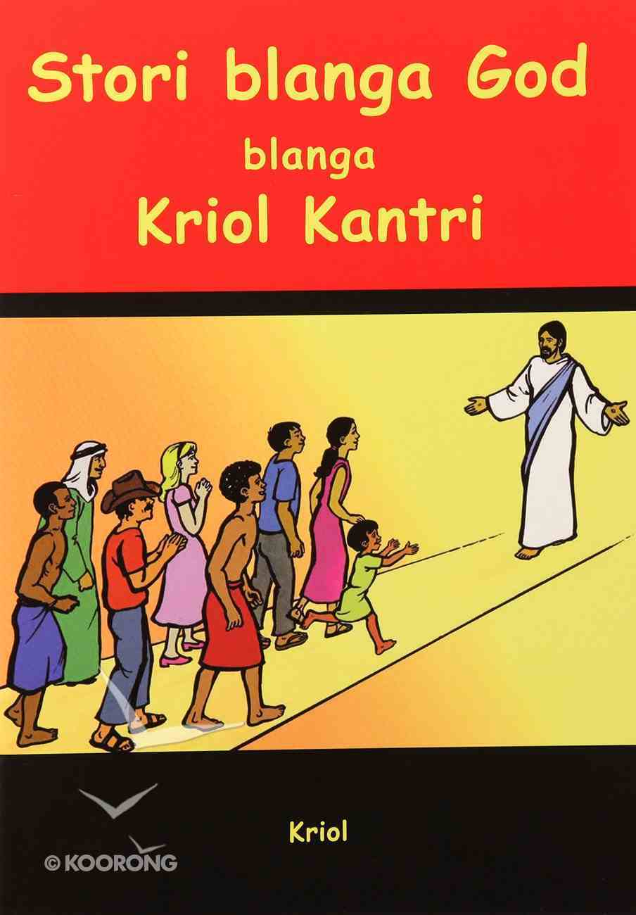 God's Story For the Outback (Kriol) Booklet