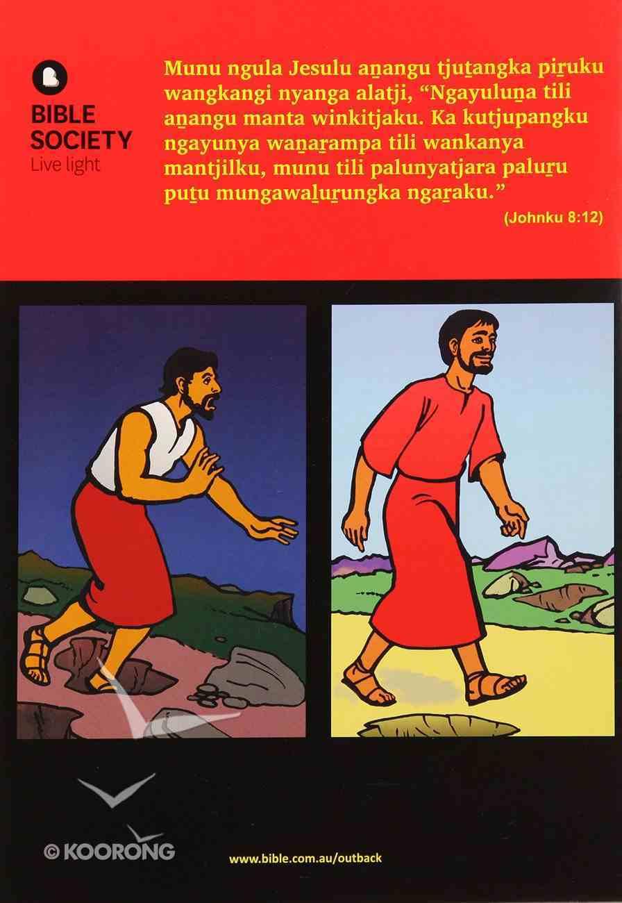 God's Story For the Outback (Pitjantjatjara) Booklet
