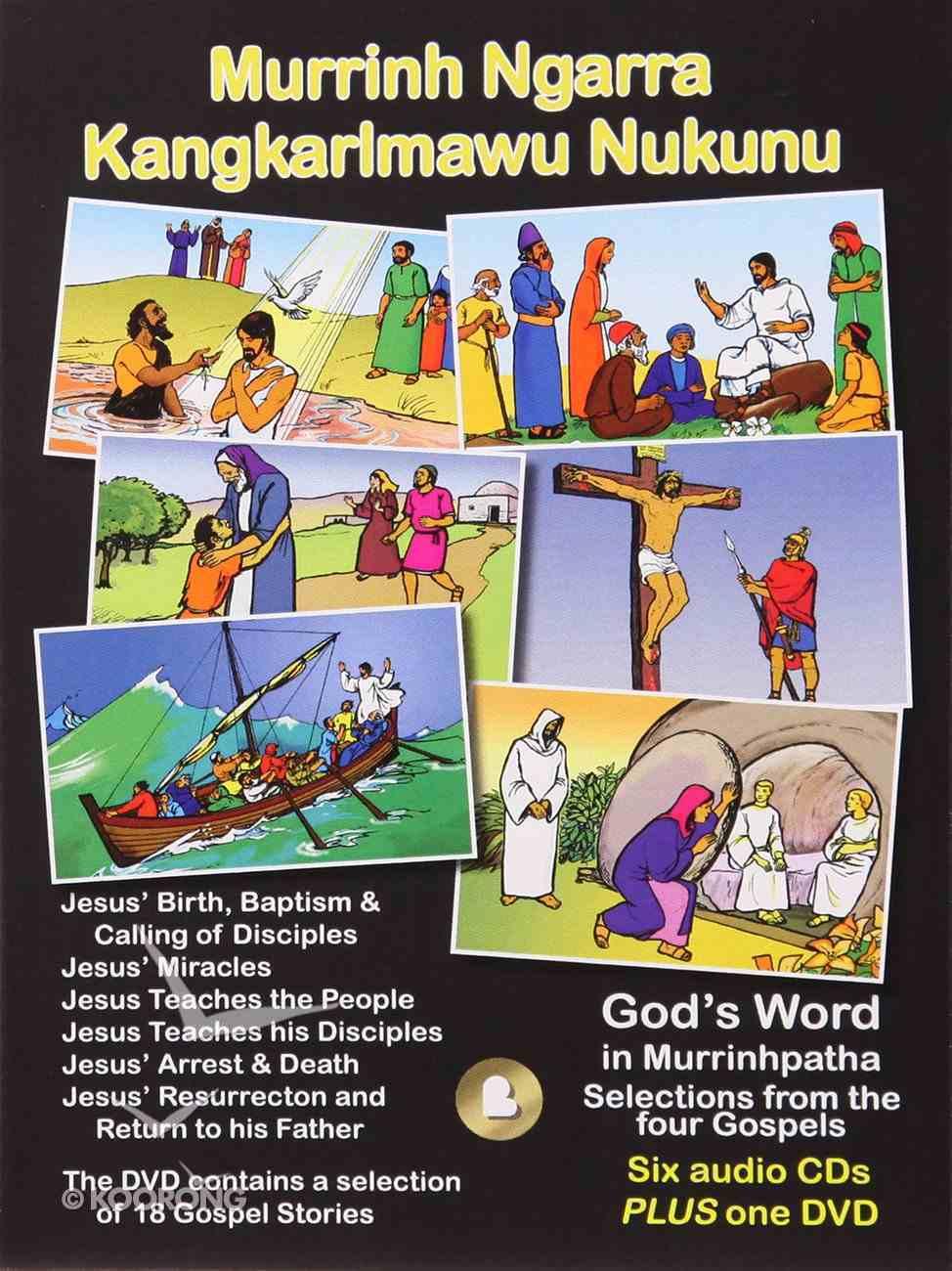 Murrinhpatha God's Word (6 Cds & 1 Dvd) CD