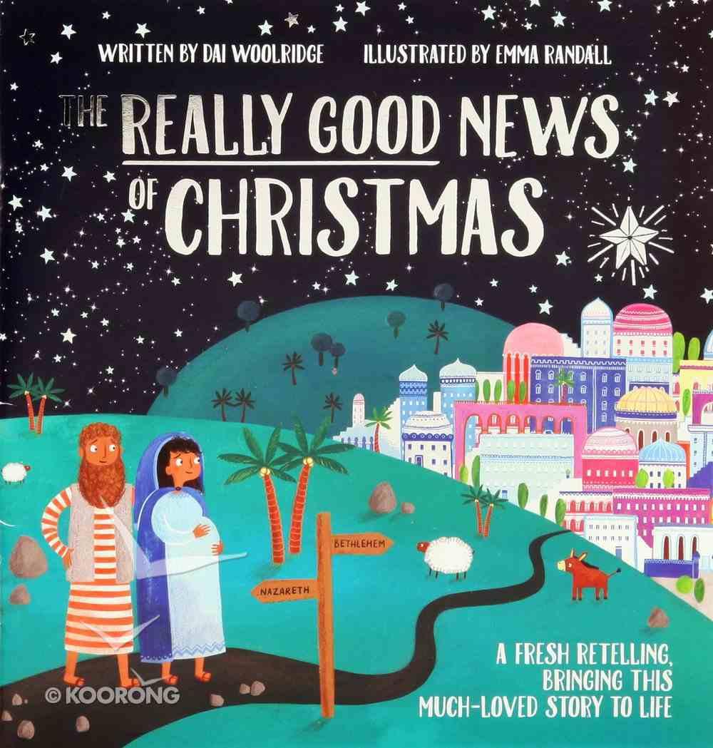 The Really Good News of Christmas Paperback