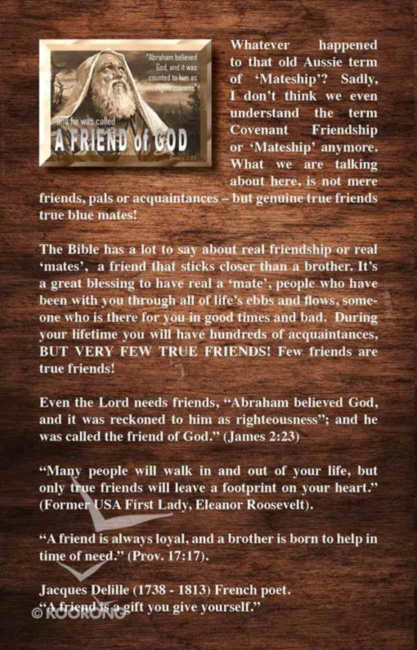 The Value of True Friends Paperback