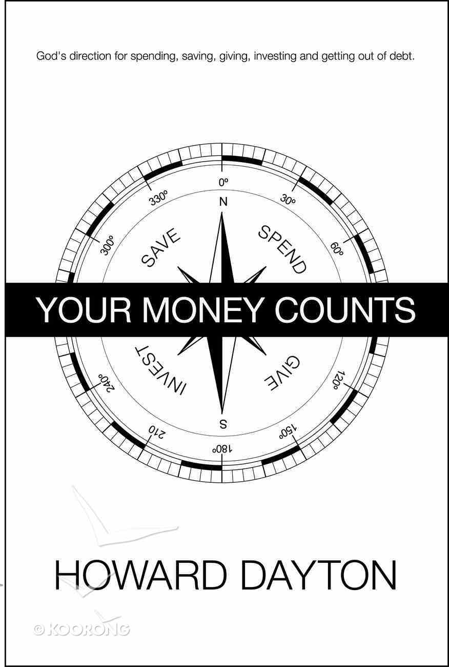 Your Money Counts Paperback
