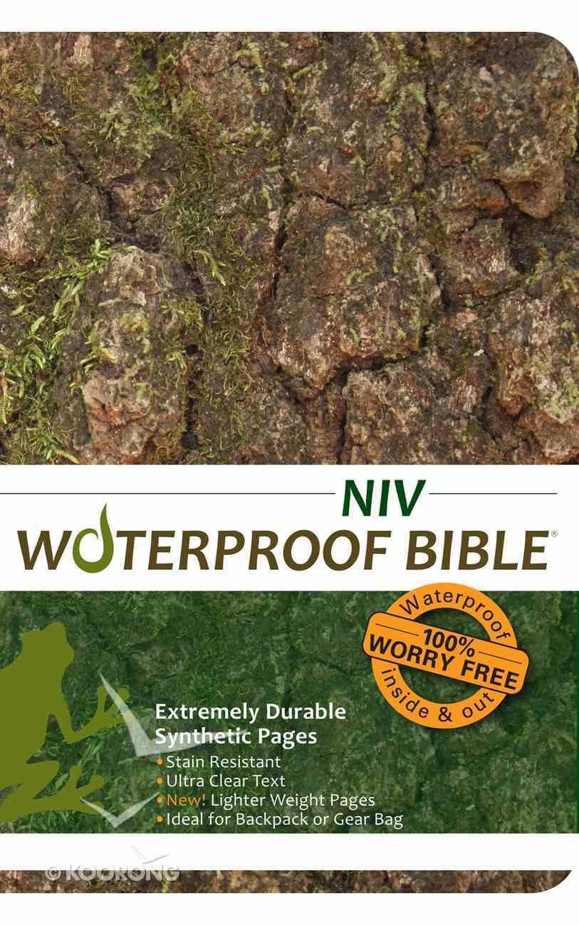 NIV Waterproof Bible Camouflage (Black Letter Edition) Waterproof