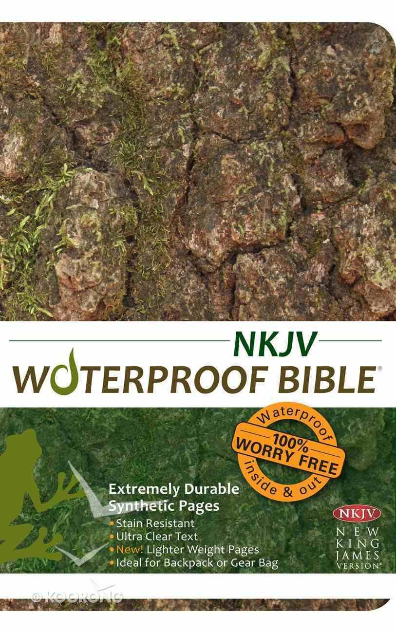 NKJV Waterproof Bible Camouflage (Black Letter Edition) Waterproof