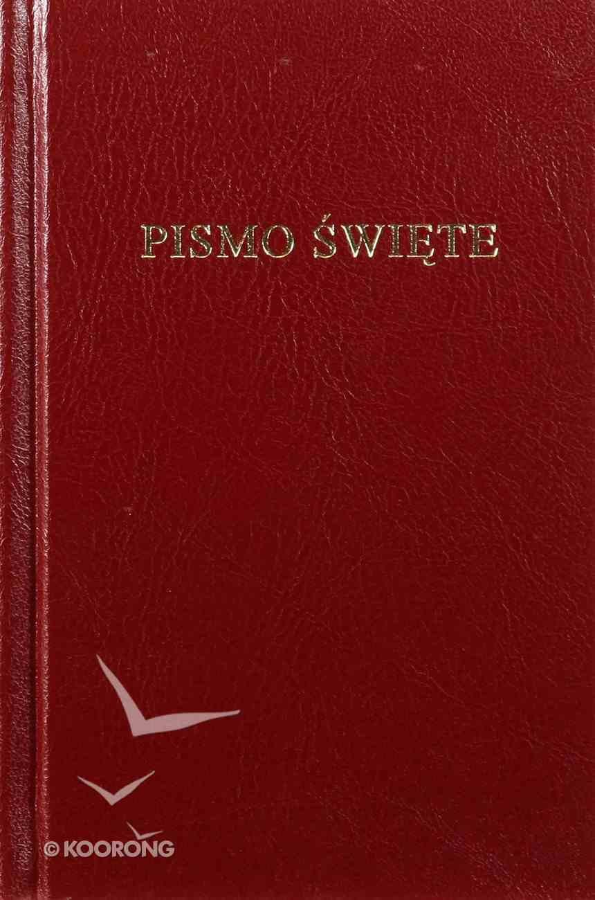 Polish Bible Compact Hardback