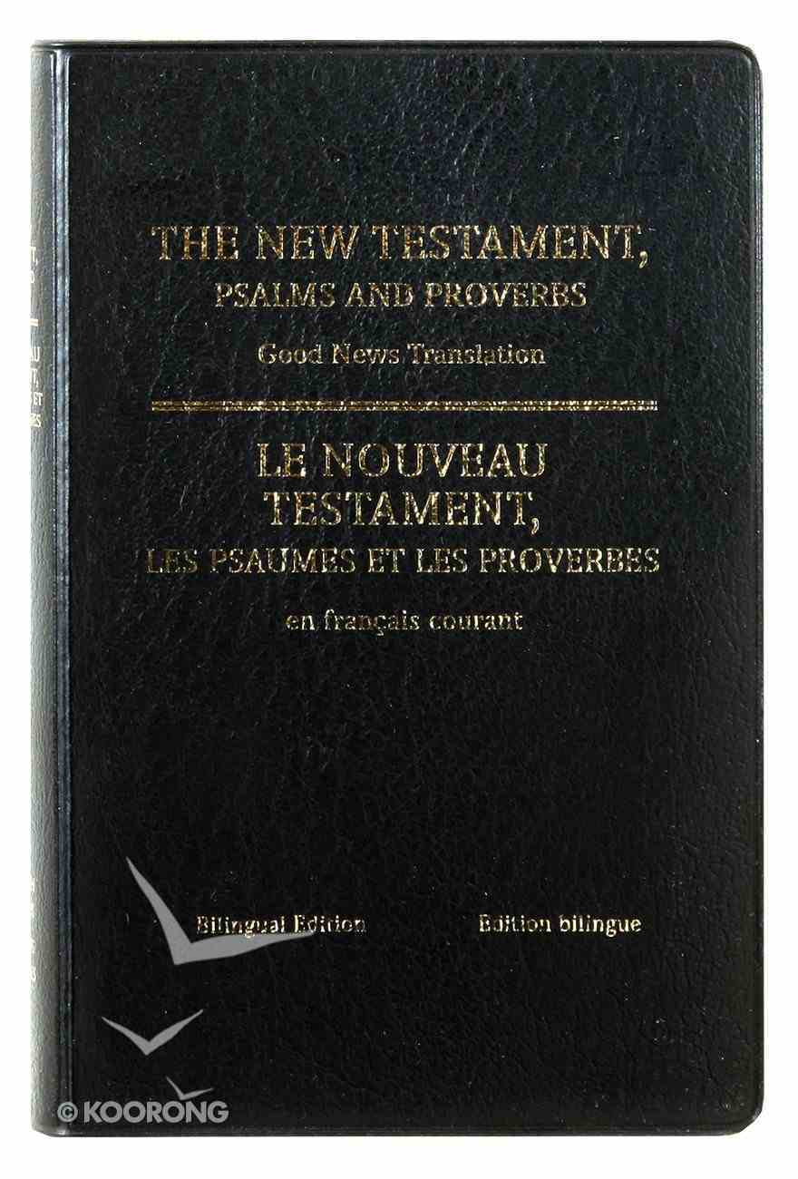 French/English New Testament With Psalms & Proverbs Vinyl