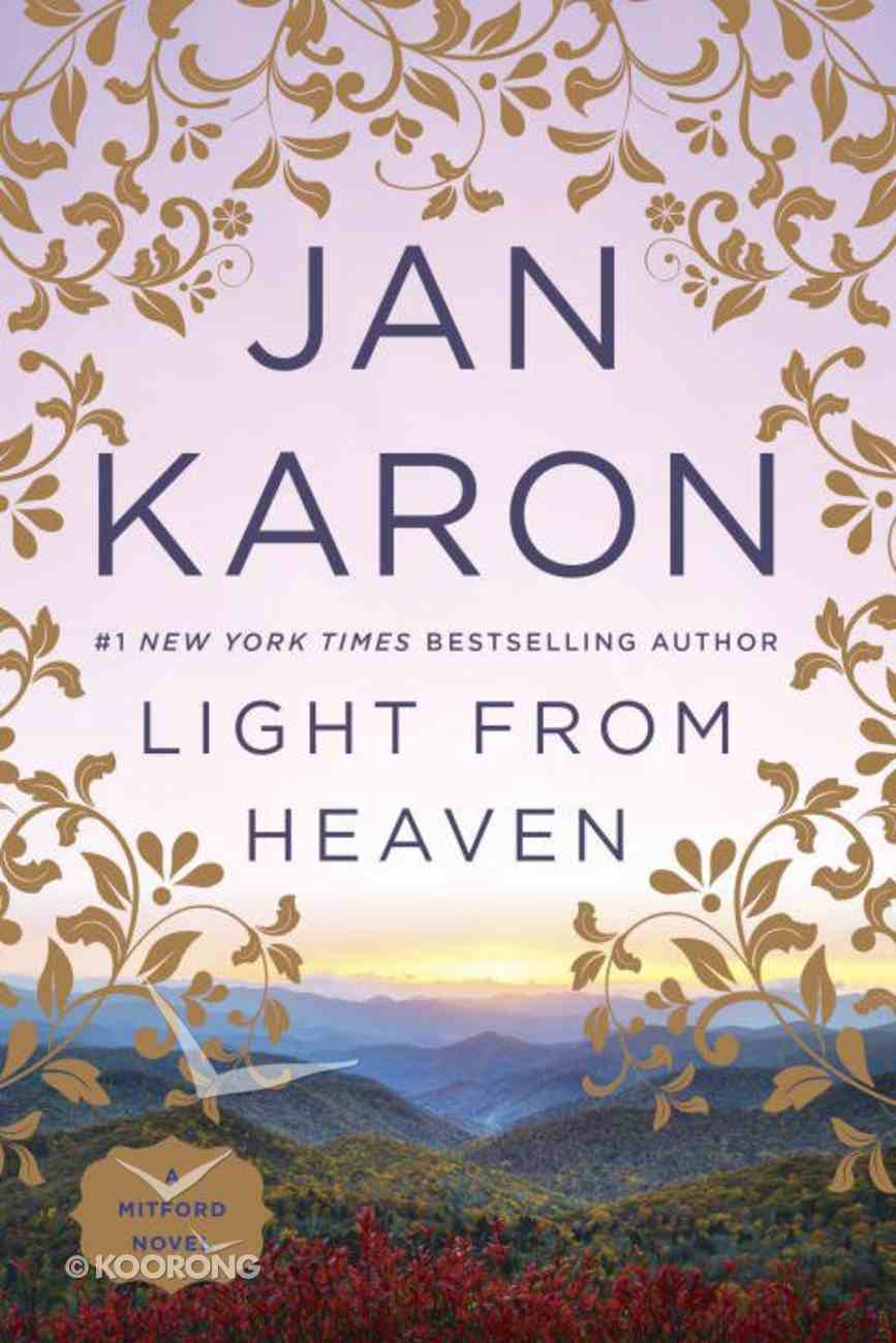 Light From Heaven (#09 in Mitford Years Series) Paperback