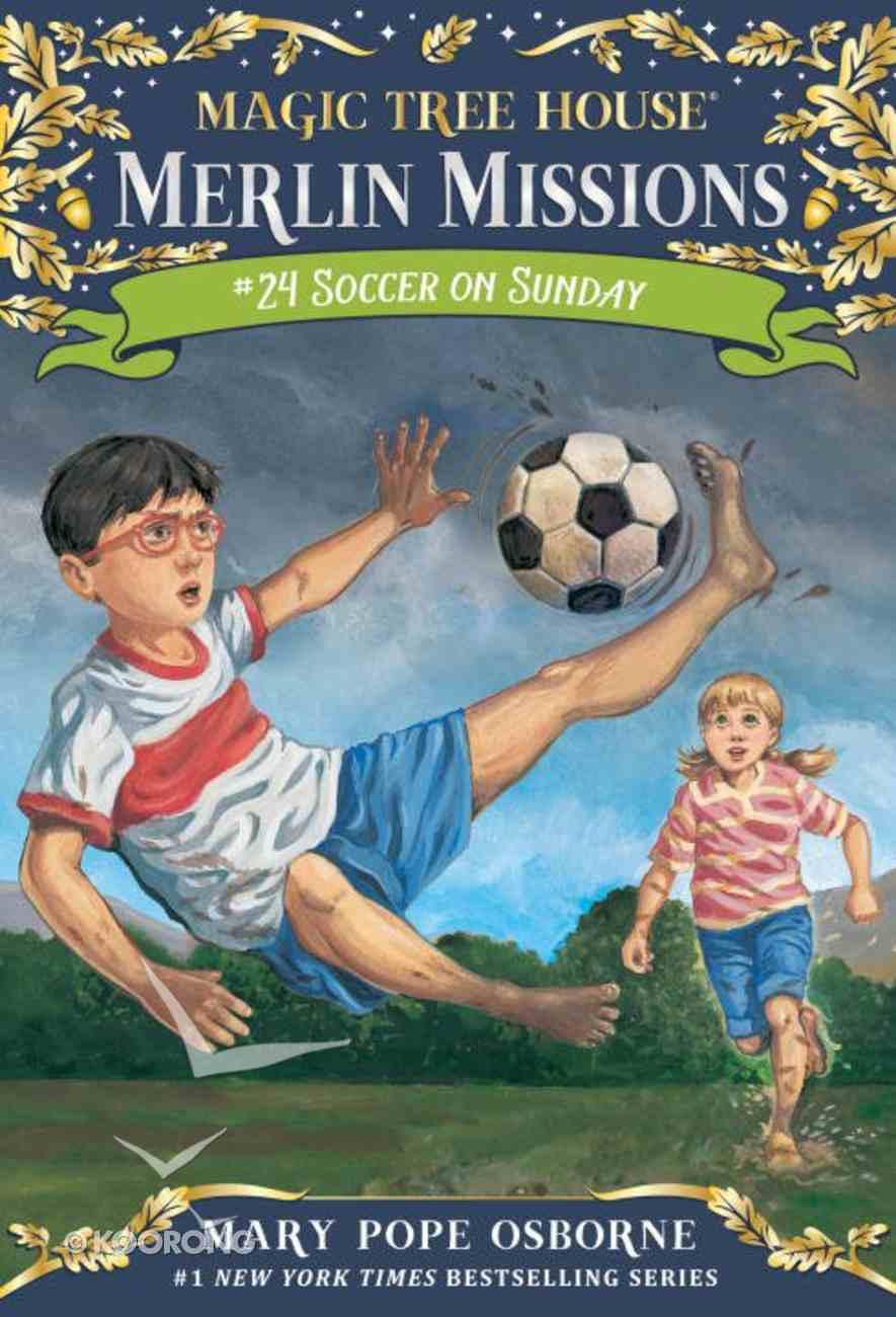 Soccer on Sunday Paperback