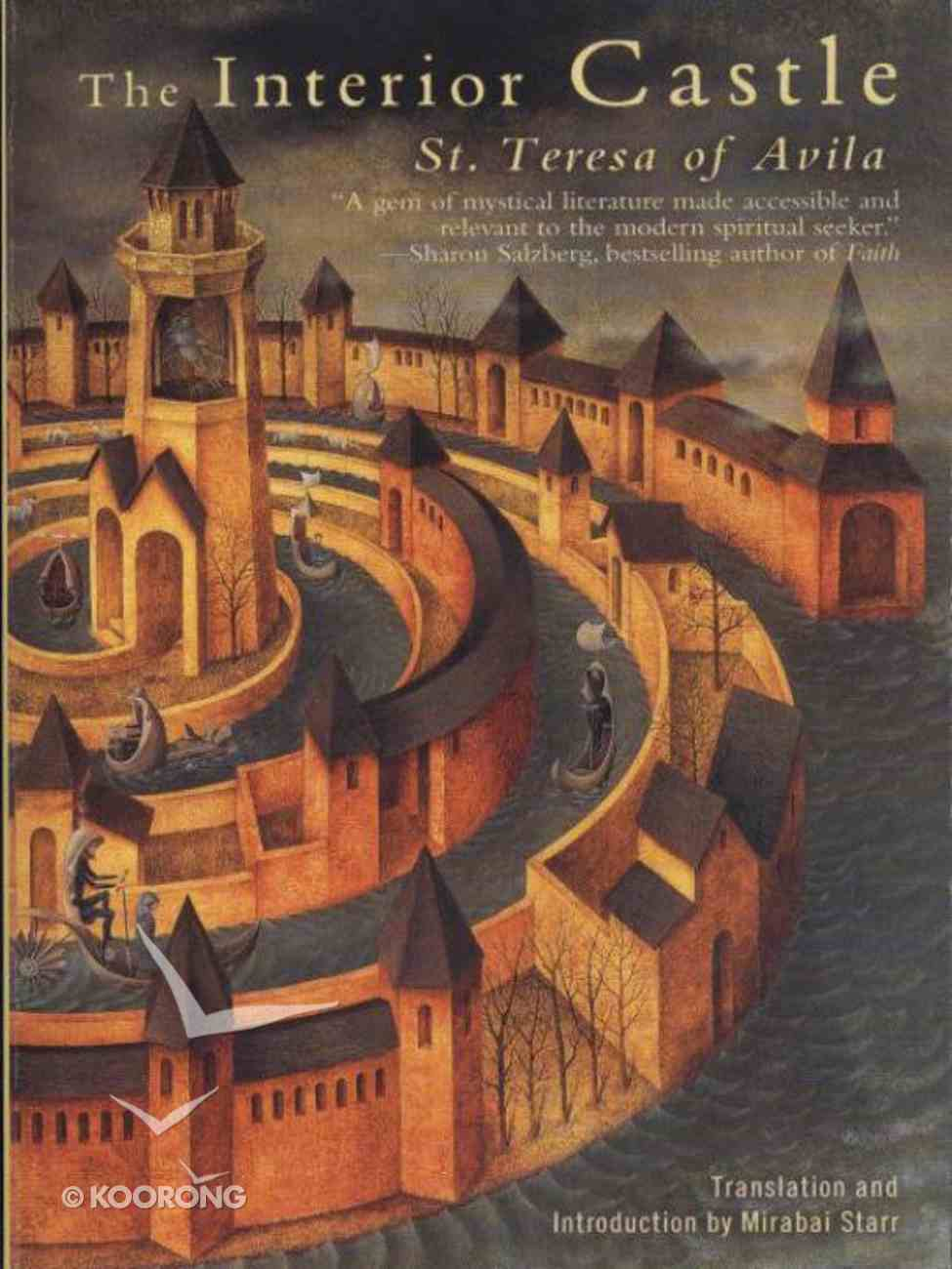 The Interior Castle: St Teresa of Avila Paperback
