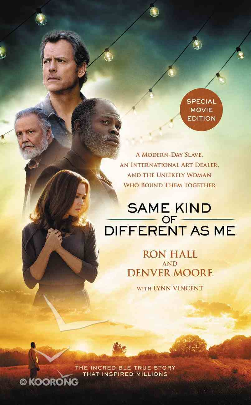 Same Kind of Different as Me (Movie Edition) Mass Market