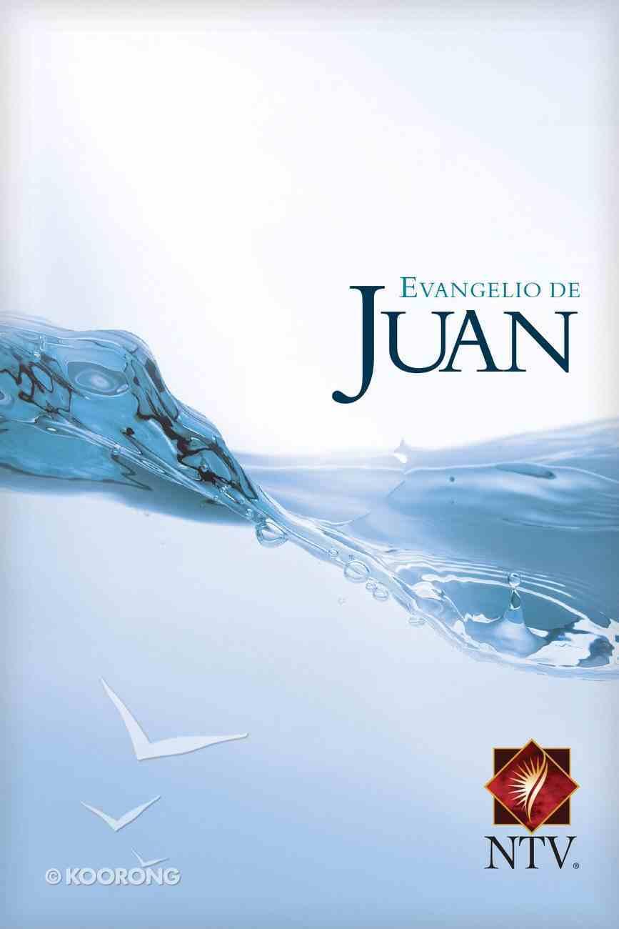 Ntv Evangelio De Juan (Black Letter Edition) (Gospel Of John) Paperback