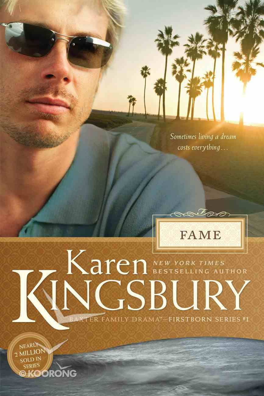 Fame (#01 in Firstborn Series) Paperback