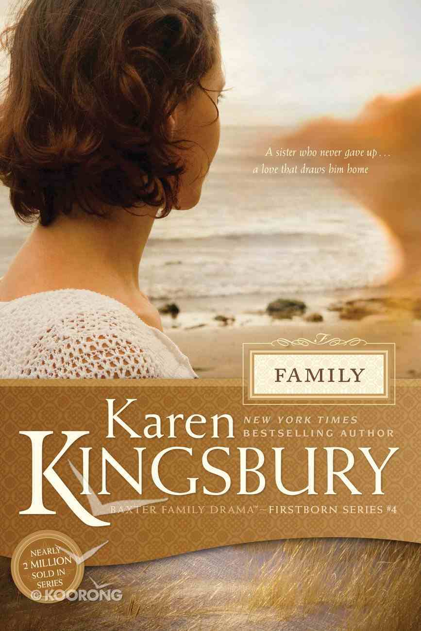 Family (#04 in Firstborn Series) Paperback
