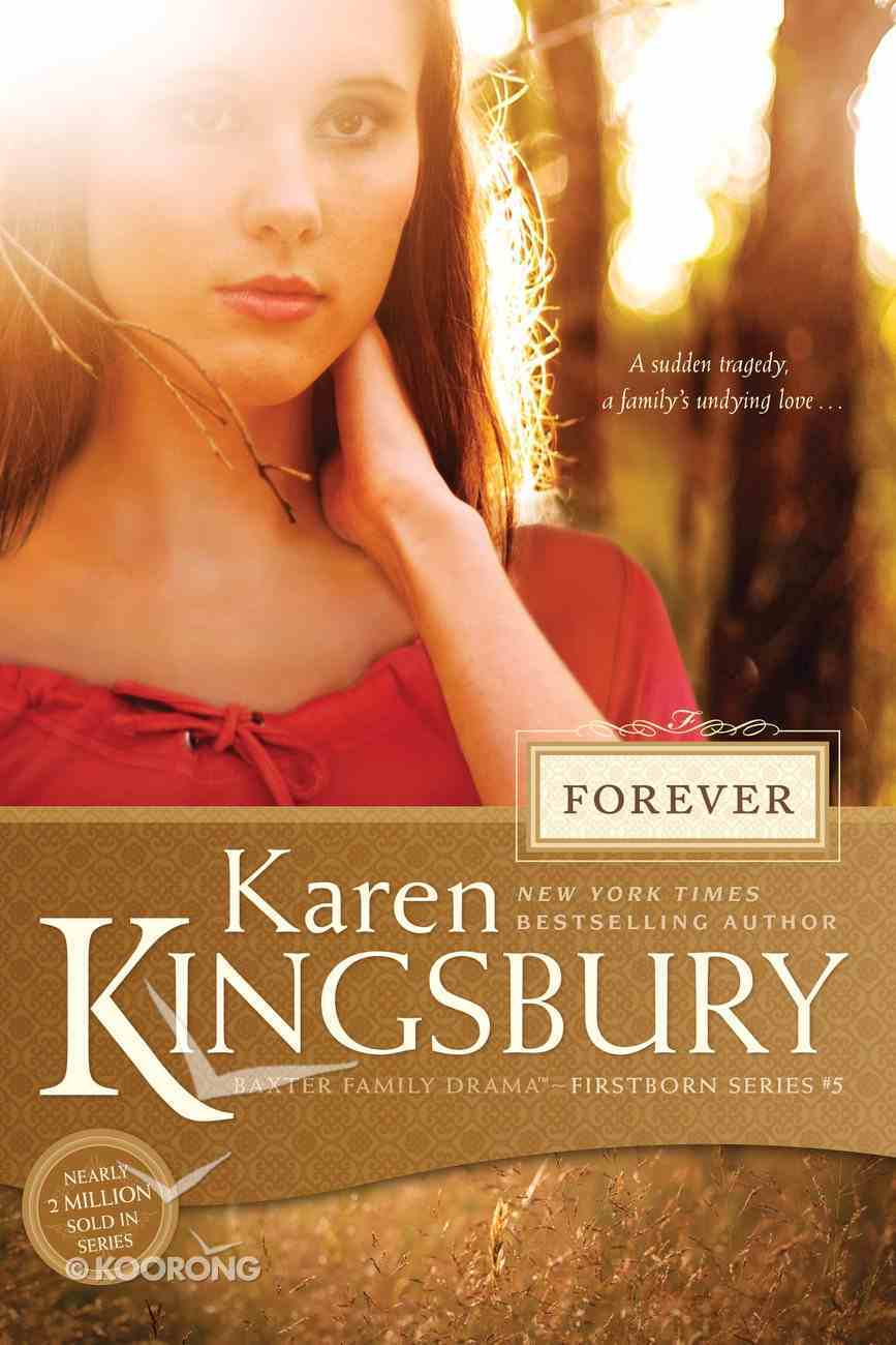 Forever (#05 in Firstborn Series) Paperback