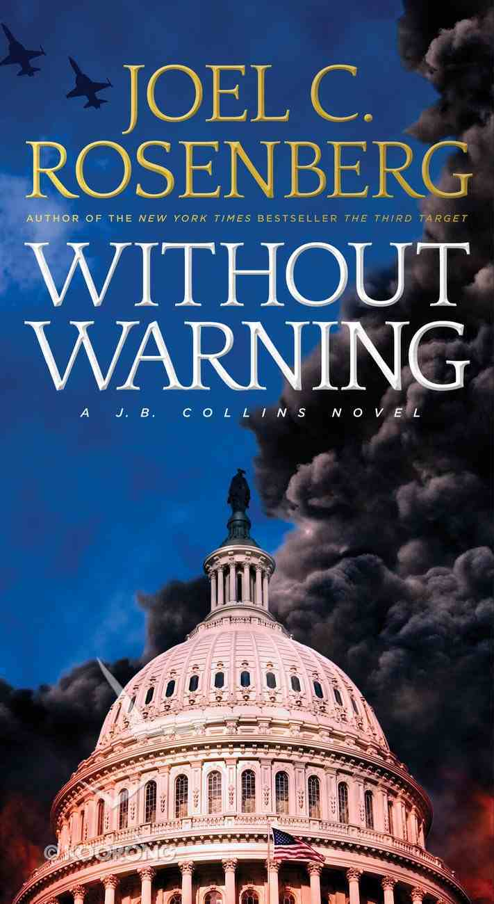 Without Warning (#03 in J B Collins Series) Mass Market