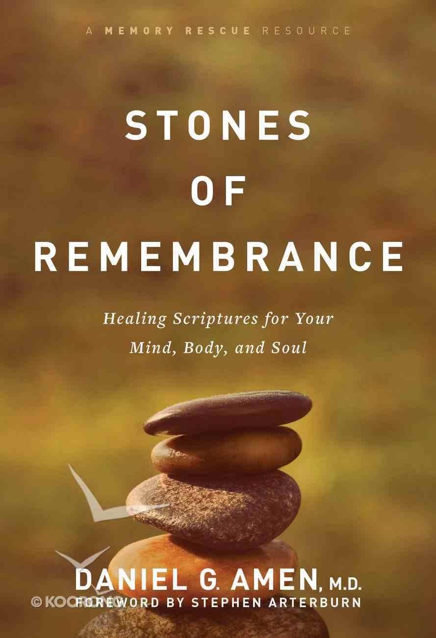 Stones of Remembrance Hardback