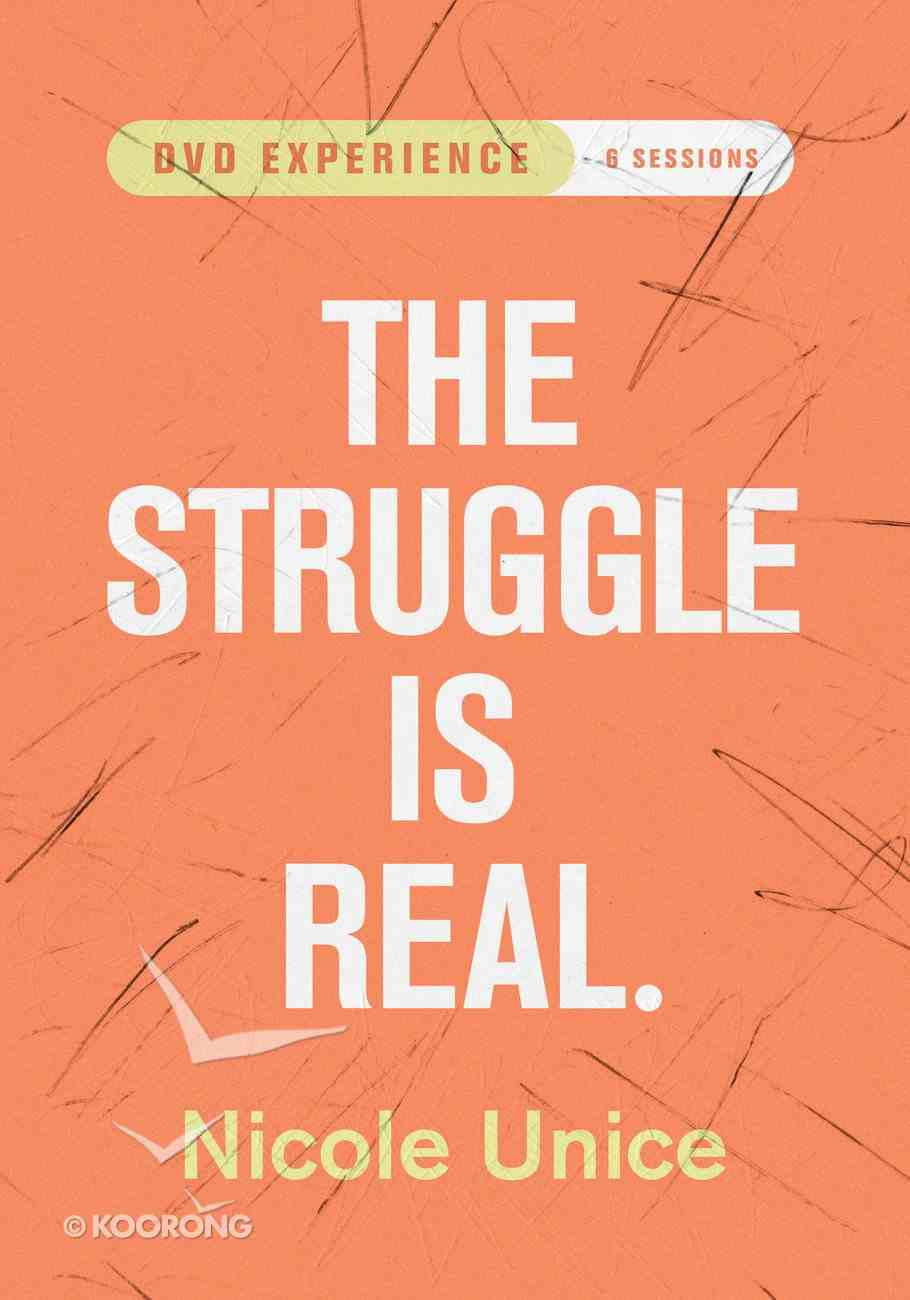 The Struggle is Real (Dvd Experience) DVD