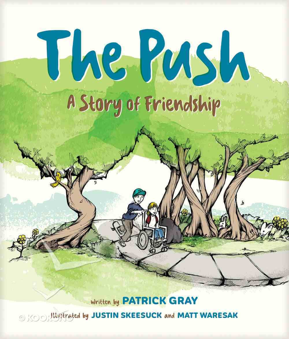 The Push: A Story of Friendship Hardback