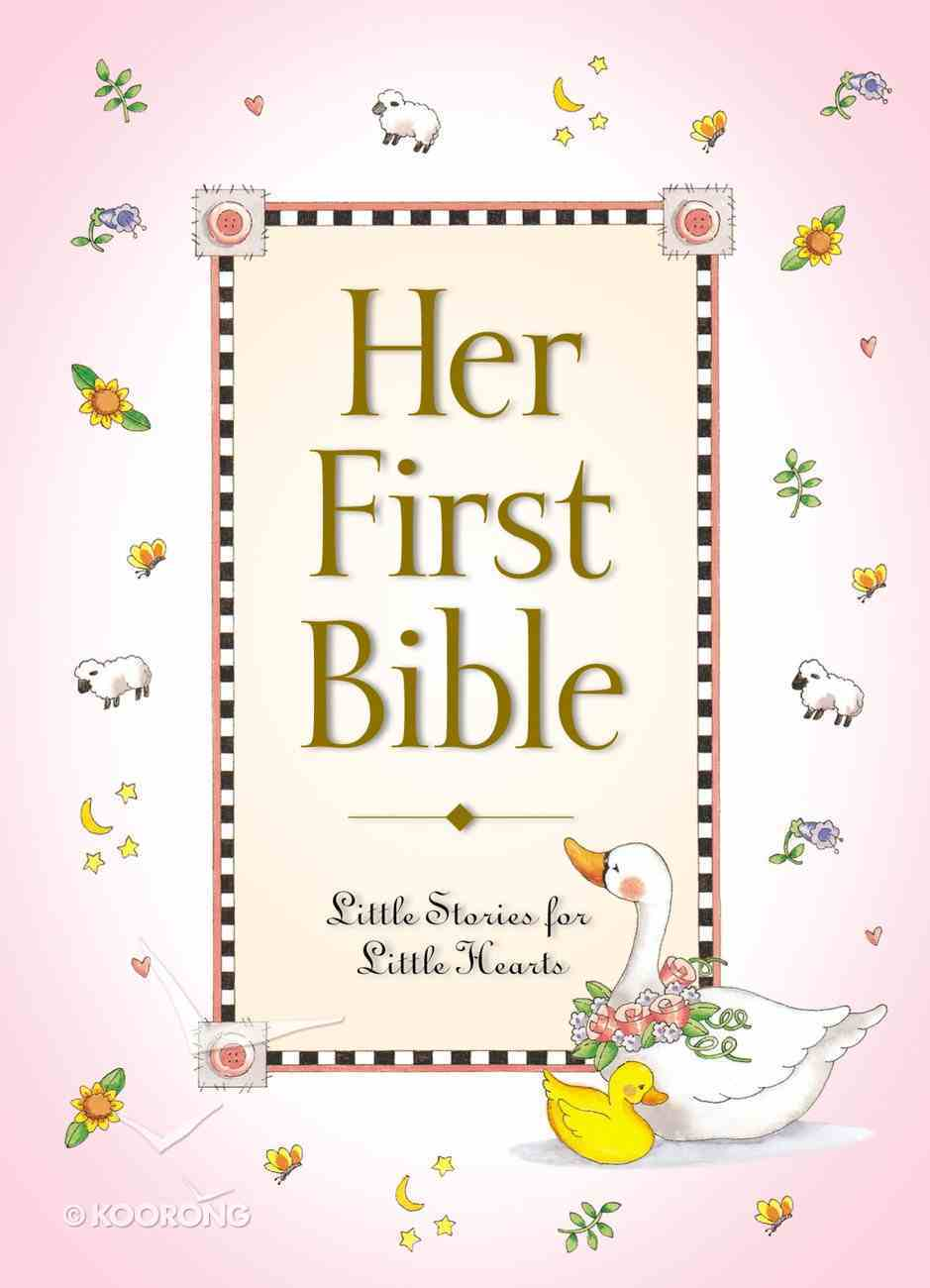 Her First Bible Hardback