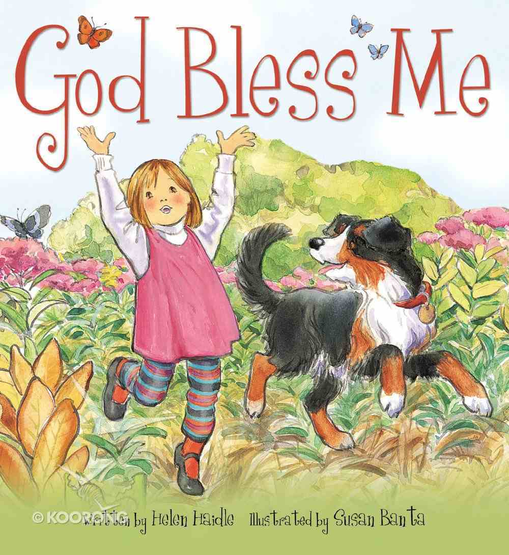 God Bless Me Board Book