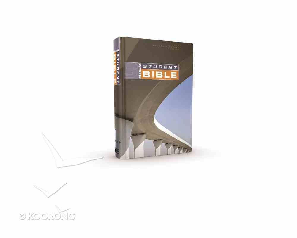 NRSV Student Bible (Black Letter Edition) Hardback
