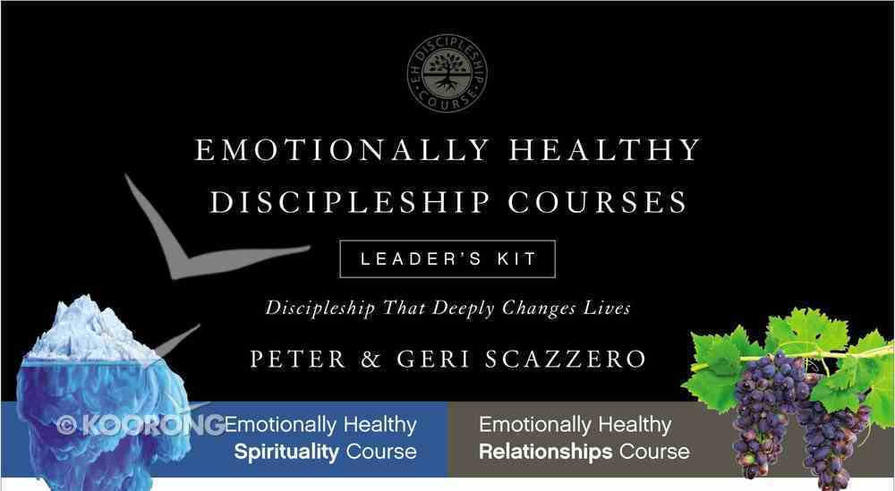 Emotionally Healthy Spirituality (Participant's Pack) Paperback