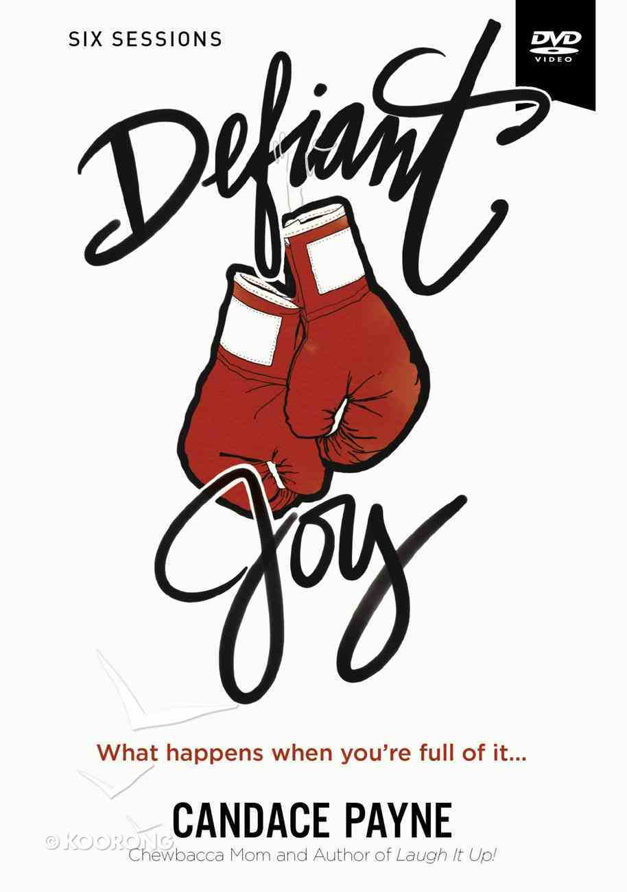 Defiant Joy: What Happens When You're Full of It DVD (Video Study) DVD