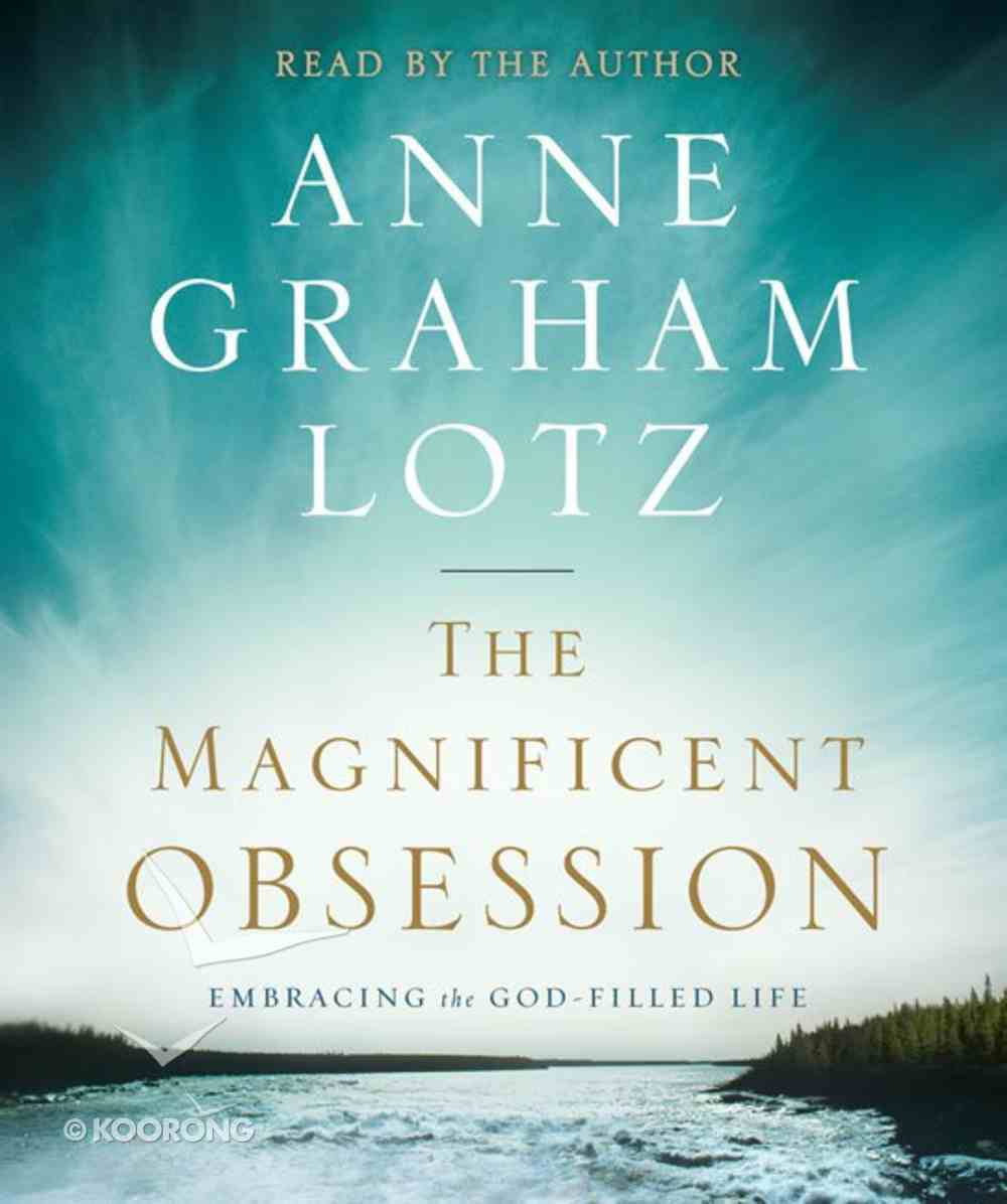 The Magnificent Obsession (Unabridged) CD