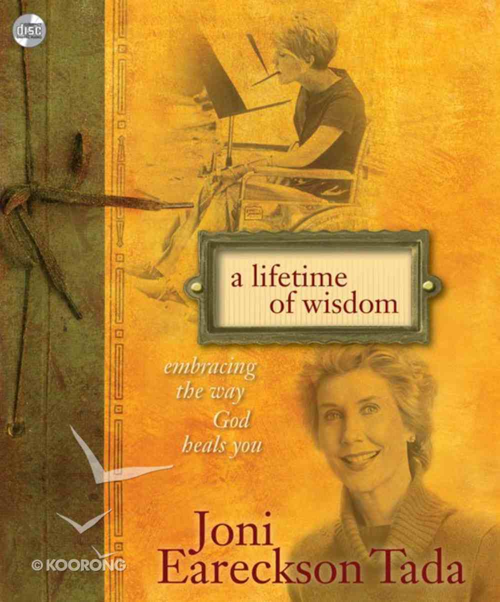 A Lifetime of Wisdom (Unabridged) CD