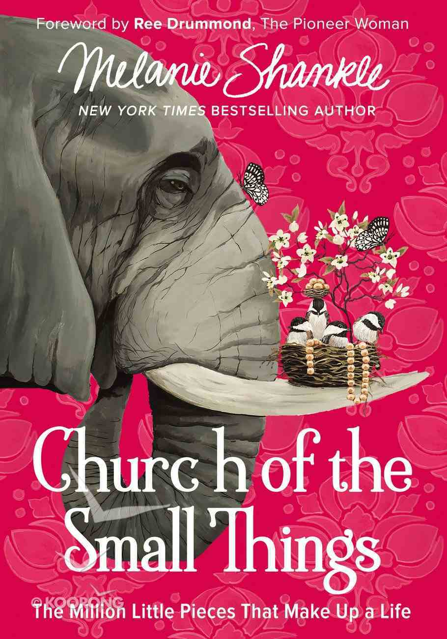 Church of the Small Things: The Million Little Pieces That Make Up a Life Hardback