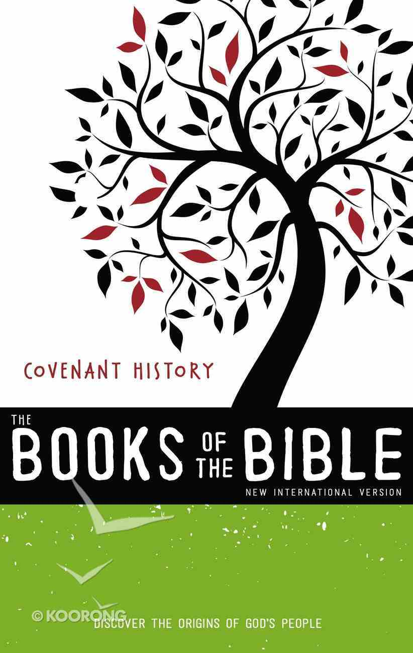 Covenant History - Discover the Origins of God's People (Black Letter Edition) (With Dust Jacket) (#01 in Niv Book Of The Bible Series) Hardback