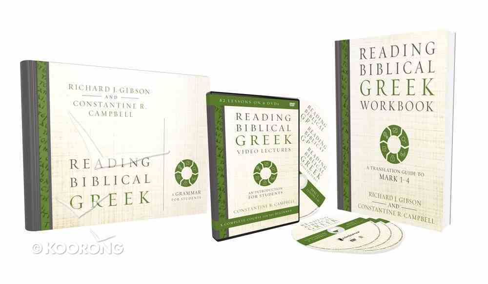 Reading Bible Greek Pack: An Introduction For Students Pack