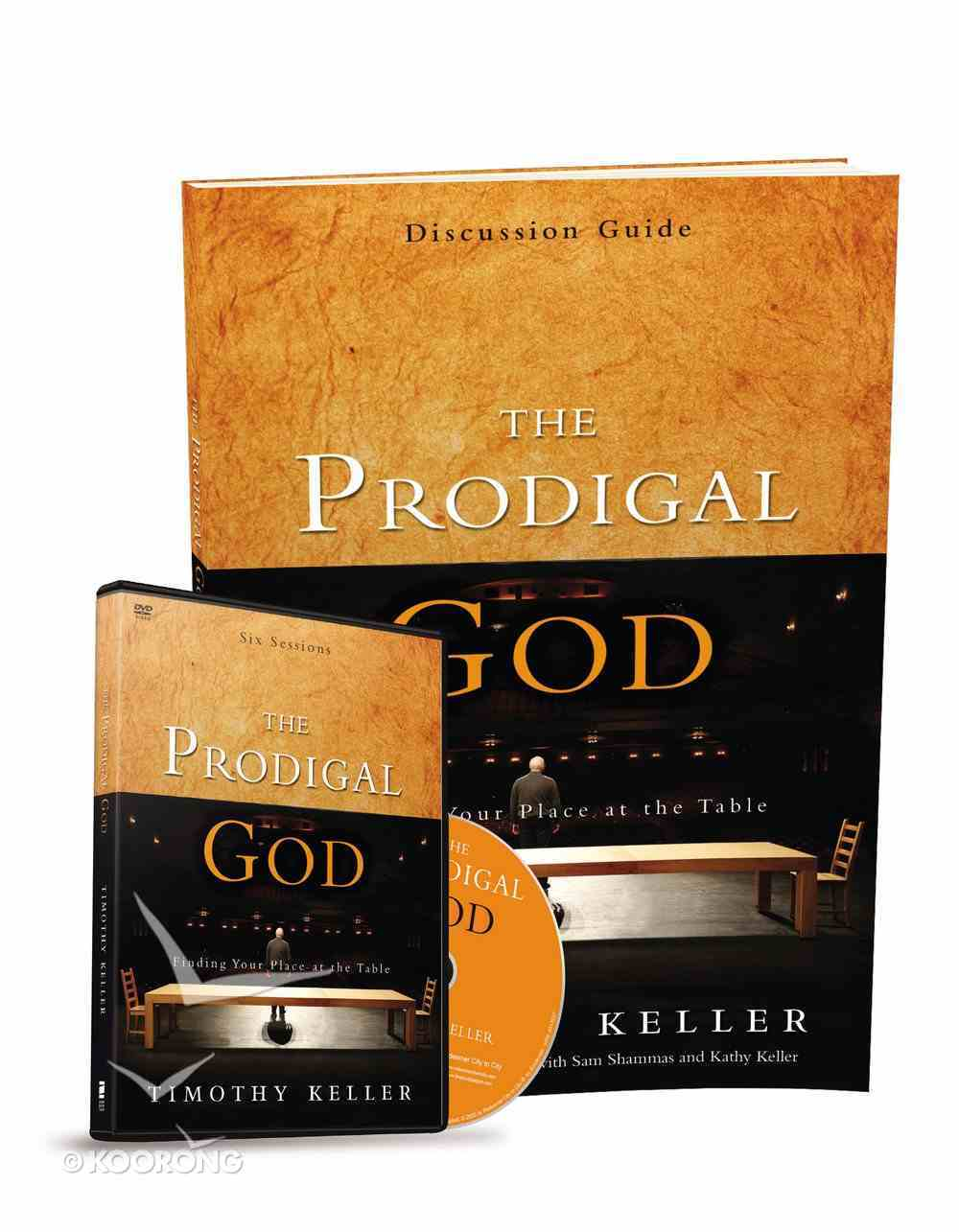 The Prodigal God: Discussion Guide With DVD (Pack) Pack