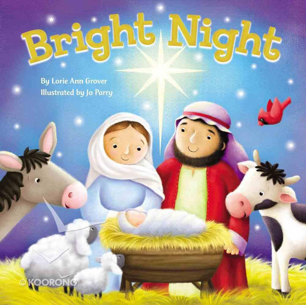 Bright Night Board Book