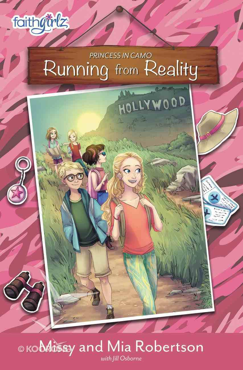 Running From Reality (Faithgirlz! Princess In Camo Series) Paperback