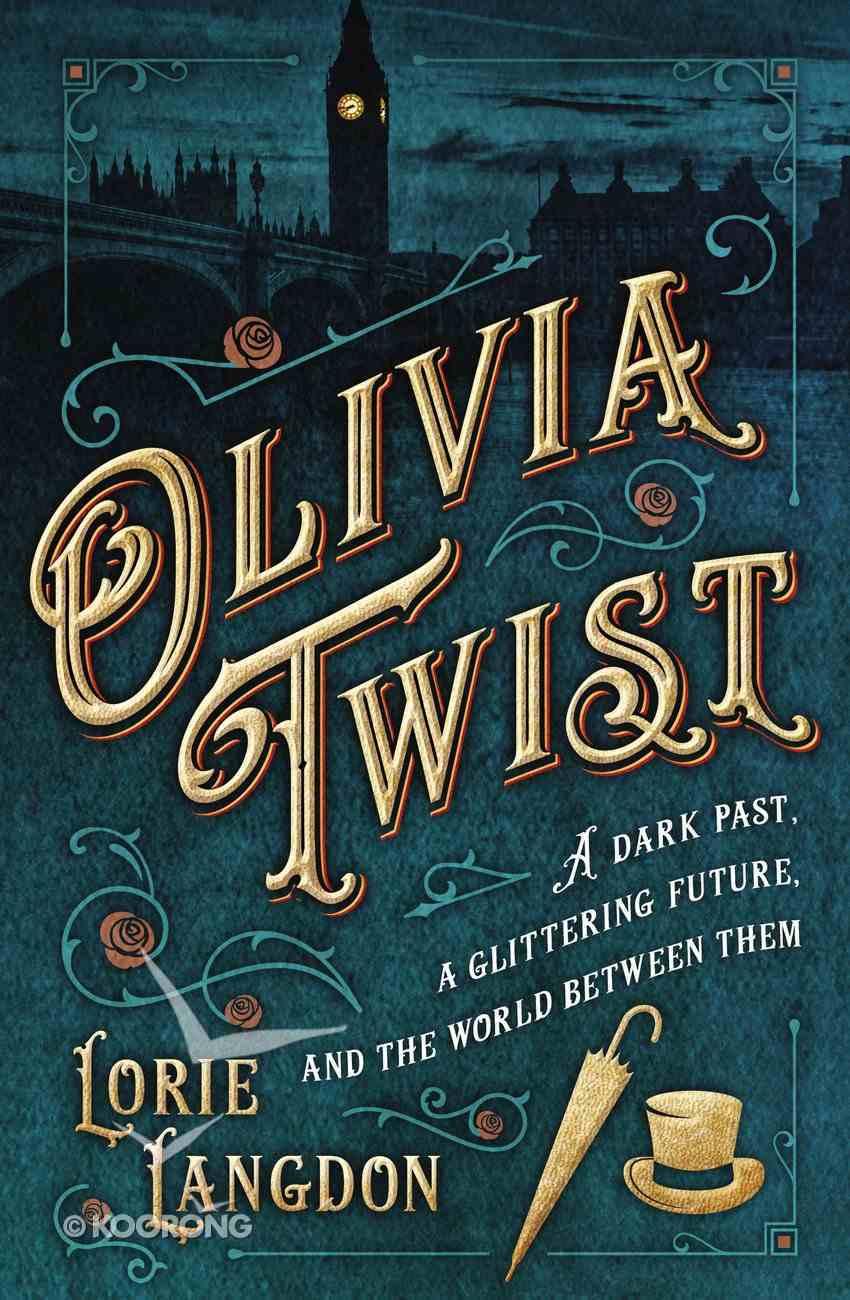 Olivia Twist Hardback