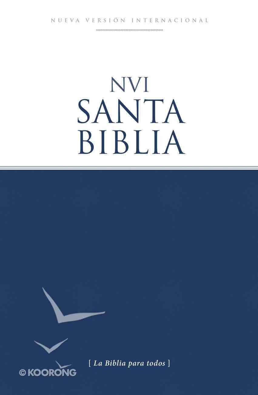 Nvi Santa Biblia Economica (Holy Bible Economy Edition) Paperback