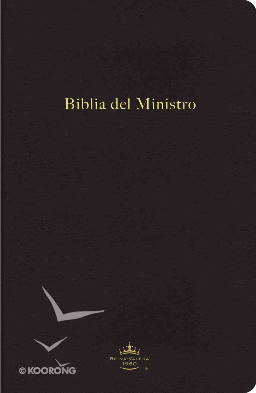 Rvr 1960 Biblia Del Ministro Large Print (Minister's Manual Between Old And New Testaments) Imitation Leather