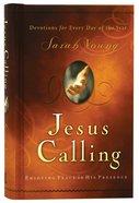 Jesus Calling Seeking Peace in His Presence Hardback