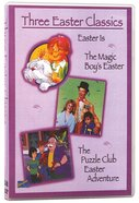Easter Classics: Easter Is, Magic Boys Easter, the Puzzle Club Easter DVD