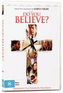 Do You Believe Movie DVD