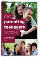 Parenting Teenagers Course, the DVD (Includes Leader's Guide) (Parenting Course) DVD