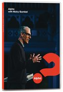 Alpha With Nicky Gumbel (4 DVD Set) (Alpha Course) DVD