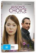 Alison's Choice DVD