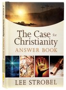 The Case For Christianity Answer Book Hardback
