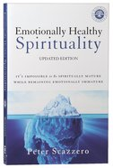 Emotionally Healthy Spirituality Paperback