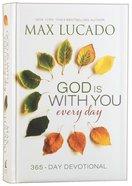God is With You Every Day Hardback