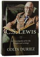 The A-Z of C S Lewis Hardback